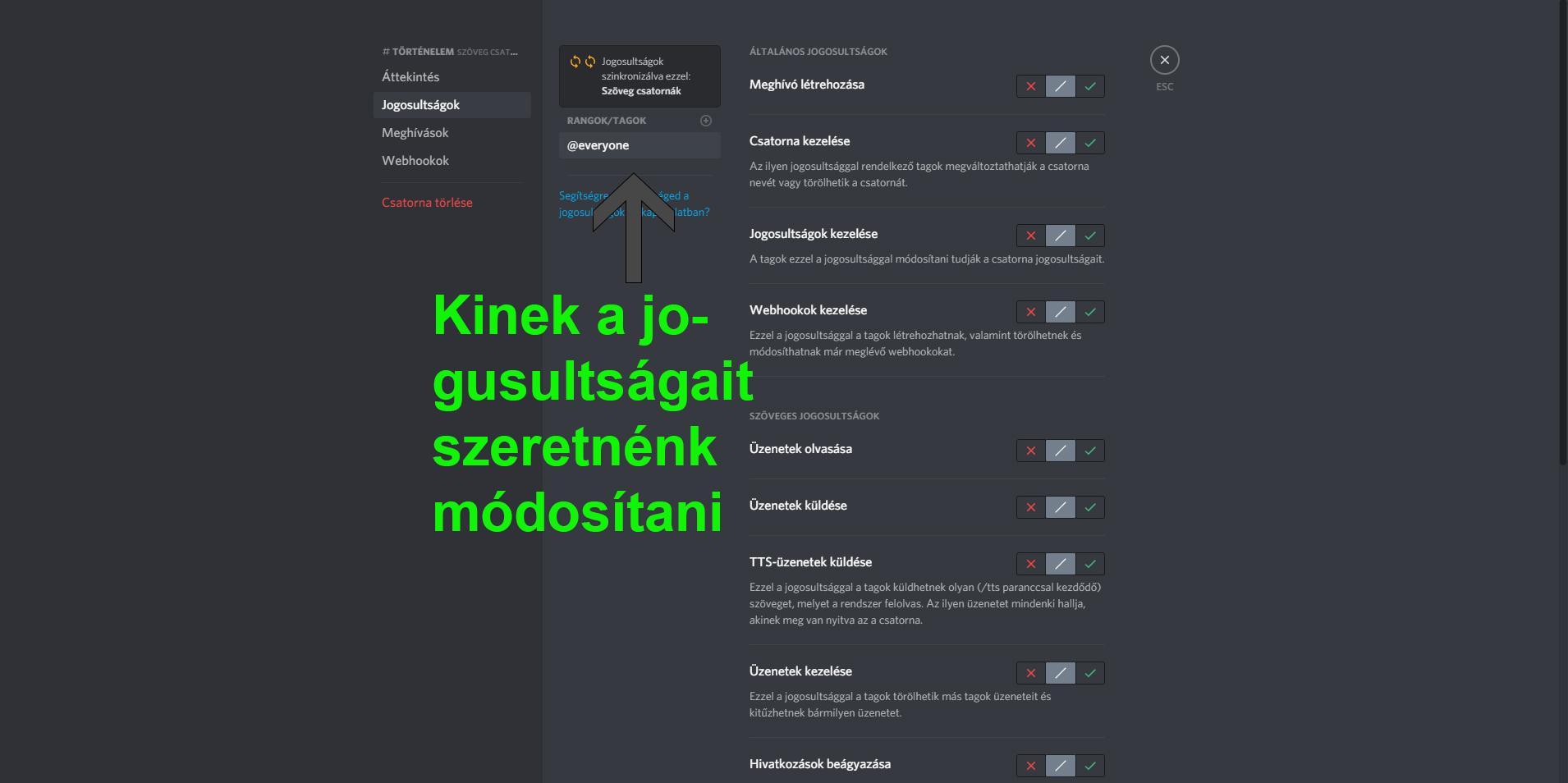 magyar társkereső discord
